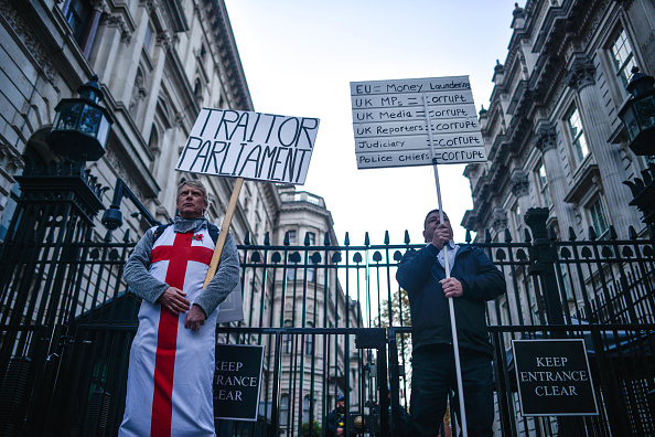 Brexit「A Second Brexit Deadline Comes And Goes In The UK」:写真・画像(17)[壁紙.com]