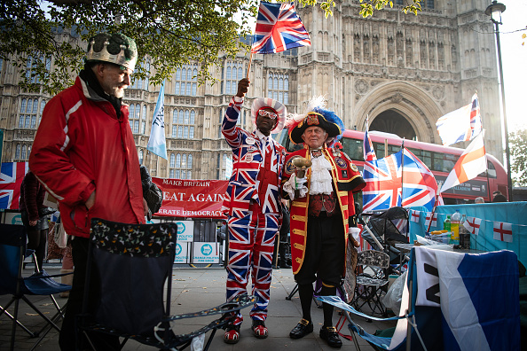 Brexit「Second Failed Brexit Deadline Day For The UK」:写真・画像(0)[壁紙.com]