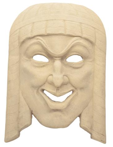 Evil「Inca face mask」:スマホ壁紙(6)