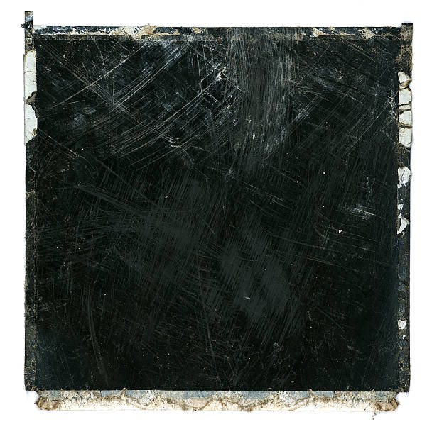 Grungy ruined scratched film frame:スマホ壁紙(壁紙.com)
