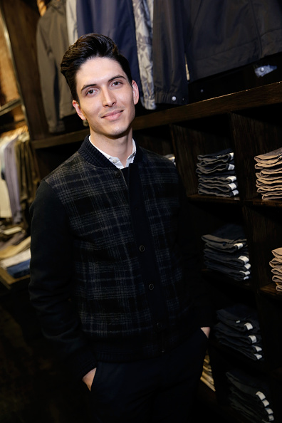 Global「Onassis Man Campaign Launch And Spring Collection Celebration」:写真・画像(4)[壁紙.com]