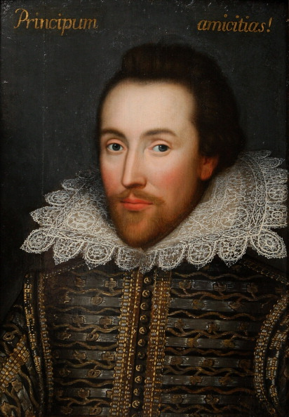 William Shakespeare「The Cobbe portrait of William Shakespeare (1564-1616), c1610.」:写真・画像(14)[壁紙.com]