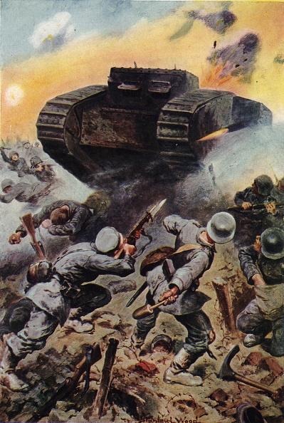 カラー画像「Tanks In Action」:写真・画像(15)[壁紙.com]