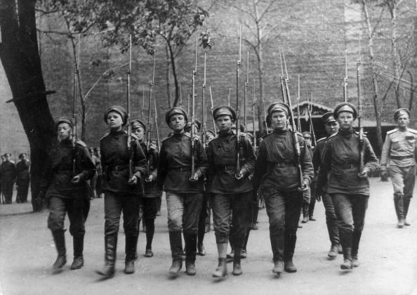 Russian Culture「Female Red Guard」:写真・画像(19)[壁紙.com]