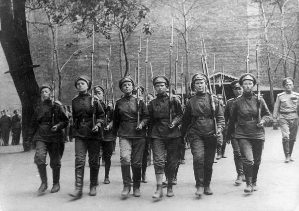 Russia「Female Red Guard」:写真・画像(11)[壁紙.com]