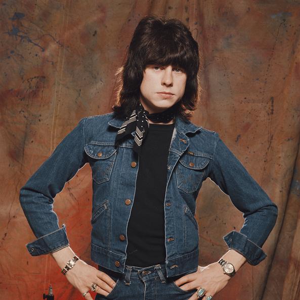 Denim Jacket「Arrows Drummer」:写真・画像(3)[壁紙.com]