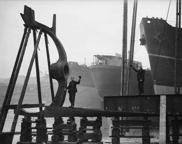 キール「Shipyard Scene」:写真・画像(7)[壁紙.com]