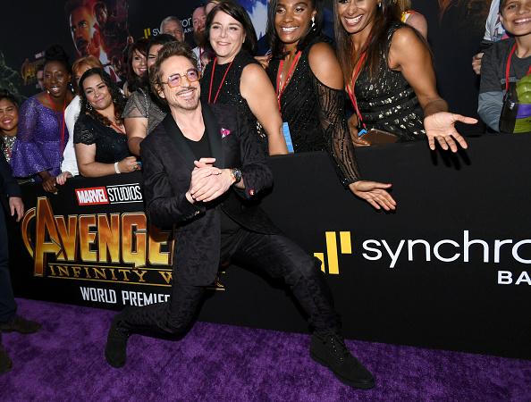 "Emma McIntyre「Premiere Of Disney And Marvel's ""Avengers: Infinity War"" - Red Carpet」:写真・画像(3)[壁紙.com]"