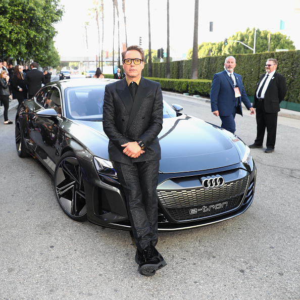 "Audi「Audi Arrives At The World Premiere Of ""Avengers: Endgame""」:写真・画像(9)[壁紙.com]"