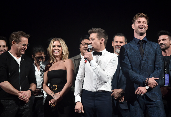 """Frank Grillo「Los Angeles World Premiere Of Marvel Studios' """"Avengers: Endgame""""」:写真・画像(12)[壁紙.com]"""