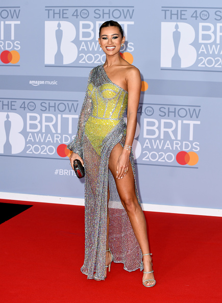 Netting「The BRIT Awards 2020 - Red Carpet Arrivals」:写真・画像(5)[壁紙.com]