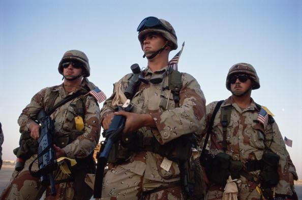 Dhahran「US Marines」:写真・画像(9)[壁紙.com]