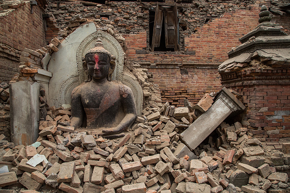 世界遺産「Death Toll Rises Following Powerful Earthquake In Nepal」:写真・画像(2)[壁紙.com]