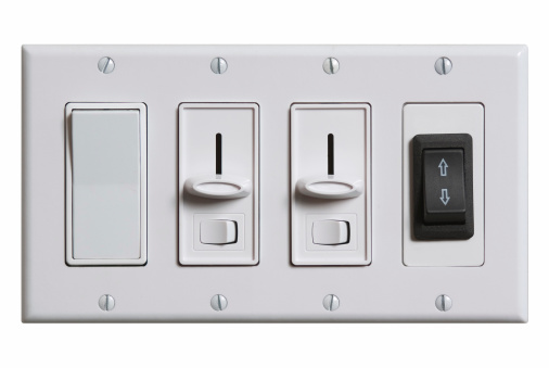 Push Button「Light Switch」:スマホ壁紙(1)