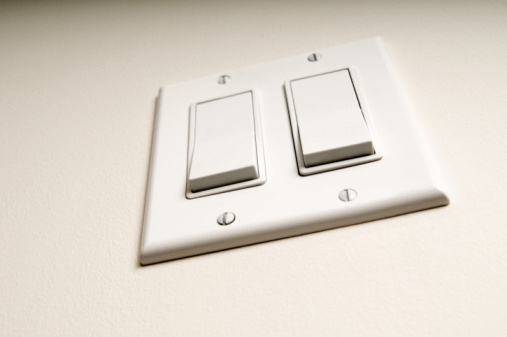Light Switch「Light switch on wall」:スマホ壁紙(1)