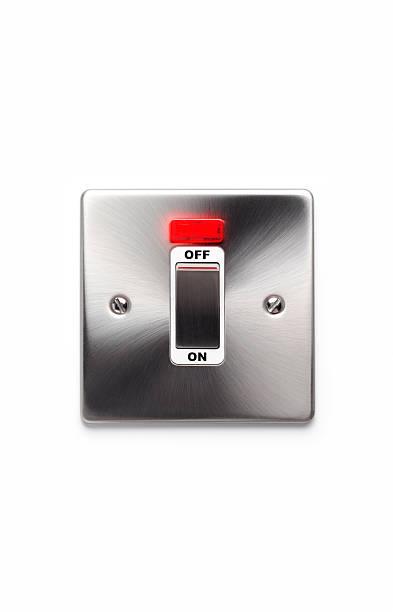 Light switch with warning light:スマホ壁紙(壁紙.com)