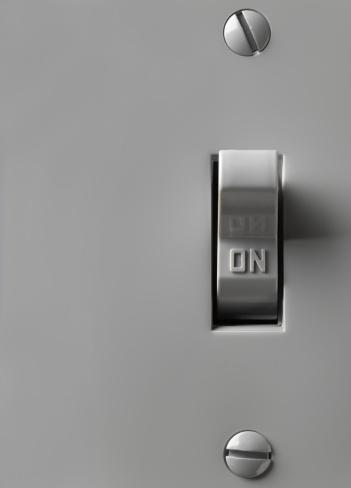 Start Button「Light switch in on position」:スマホ壁紙(1)