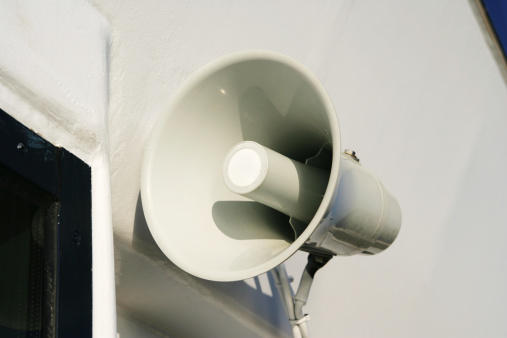 Security System「Loudspeaker」:スマホ壁紙(19)