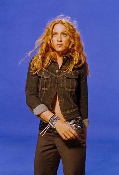 Denim Jacket「Portrait madonna portrait」:写真・画像(6)[壁紙.com]