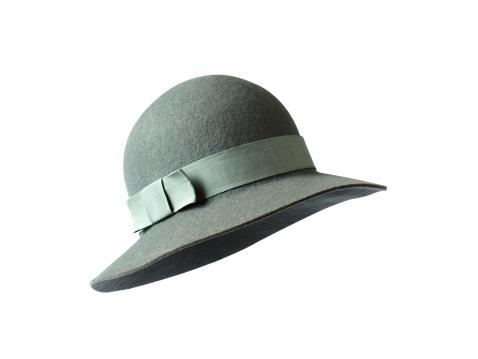 Hat「Gray Felt Hat」:スマホ壁紙(15)