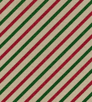 Environmental Conservation「brown paper with red and green glitter stripes」:スマホ壁紙(5)