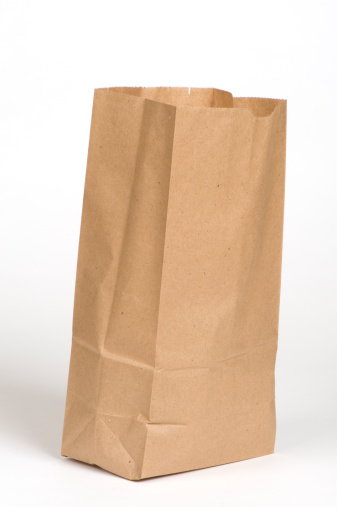 Inexpensive「Brown paper lunch bag」:スマホ壁紙(14)