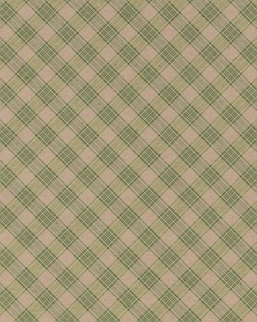Tartan check「茶色の紙に格子模様」:スマホ壁紙(17)
