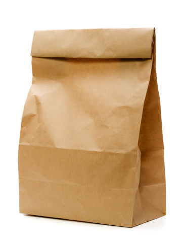 Lunch「Brown Paper Bag」:スマホ壁紙(10)