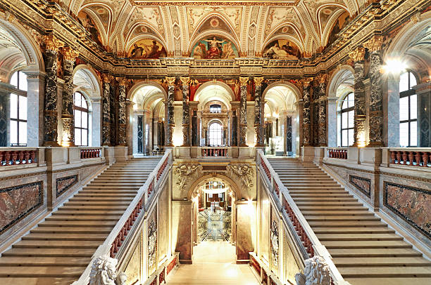Palace staircase:スマホ壁紙(壁紙.com)