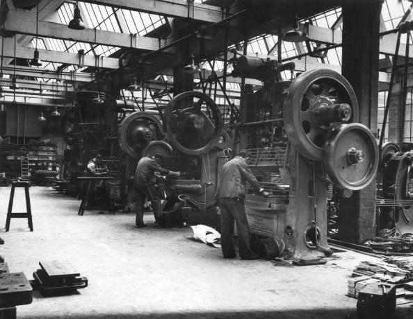 Aerospace Industry「Bomber Factory」:写真・画像(8)[壁紙.com]