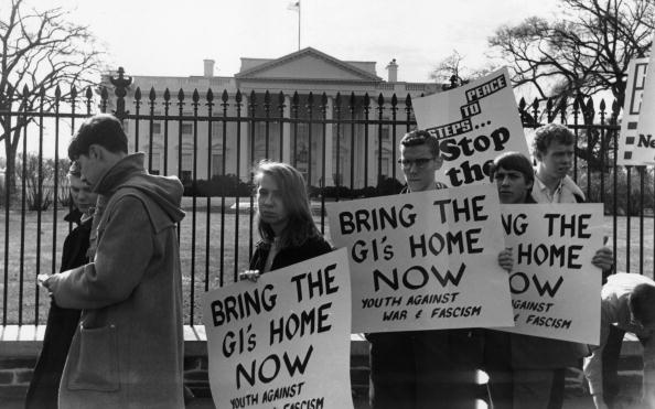 Washington DC「Vietnam Protesters」:写真・画像(4)[壁紙.com]