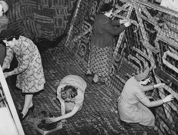 Volunteer「Camouflage Nets」:写真・画像(15)[壁紙.com]