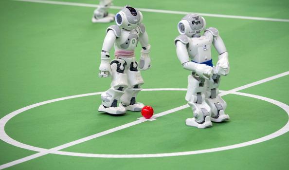 Sport「Robocup German Open Robots Soccer Tournament 2013」:写真・画像(12)[壁紙.com]