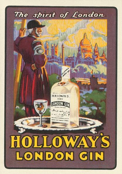 Gin「The Spirit Of London - Holloways London Gin C」:写真・画像(19)[壁紙.com]