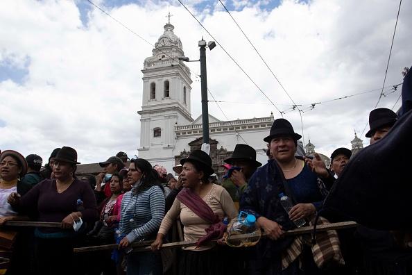 Government Subsidy「Government Crisis in Ecuador」:写真・画像(0)[壁紙.com]