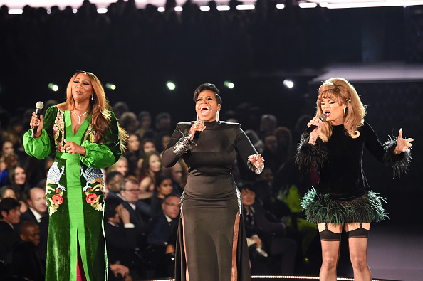 Yolanda Adams「61st Annual GRAMMY Awards - Inside」:写真・画像(17)[壁紙.com]
