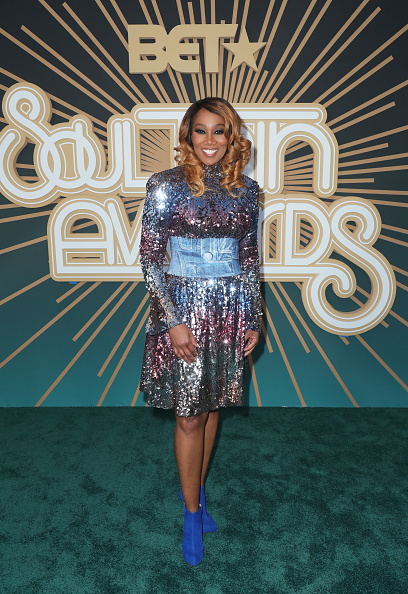 Soul Train Music Awards「BET Presents: 2019 Soul Train Awards -  Red Carpet」:写真・画像(12)[壁紙.com]