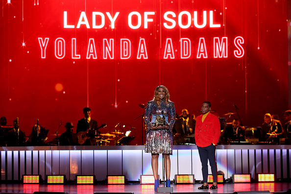 Yolanda Adams「2019 Soul Train Awards - Show」:写真・画像(13)[壁紙.com]