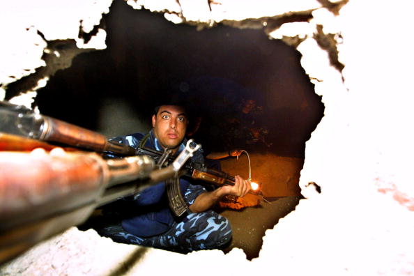 Israel-Palestine Conflict「Palestinian Police Close Three tunnels between gza And egypt」:写真・画像(15)[壁紙.com]
