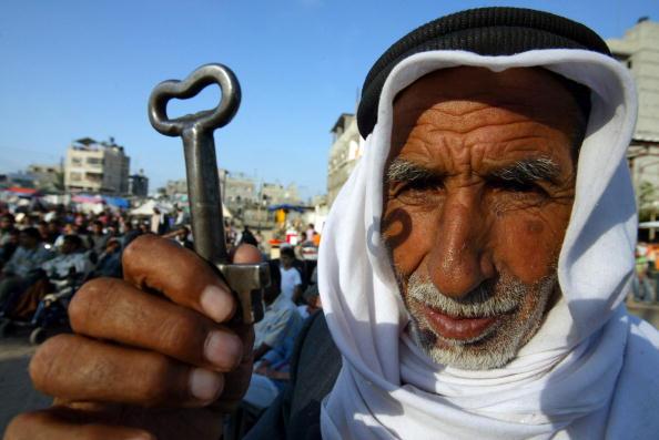 Rafah「Palestinians Mark 59th anniversary Of Israel's Founding」:写真・画像(17)[壁紙.com]