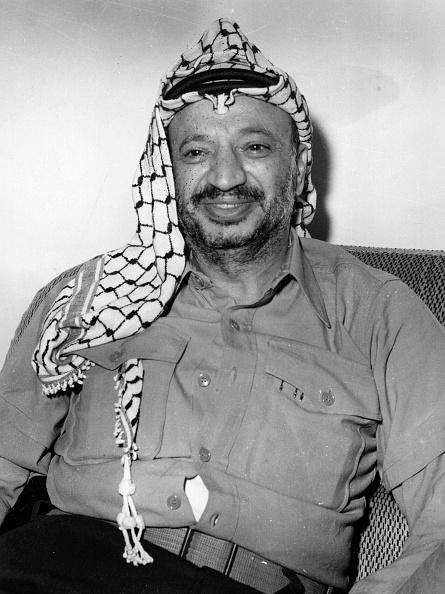 Central Press「Yasser Arafat」:写真・画像(13)[壁紙.com]