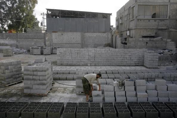 Cement「Gaza Recycled - Defying The Effects Of Israeli Blockade」:写真・画像(4)[壁紙.com]