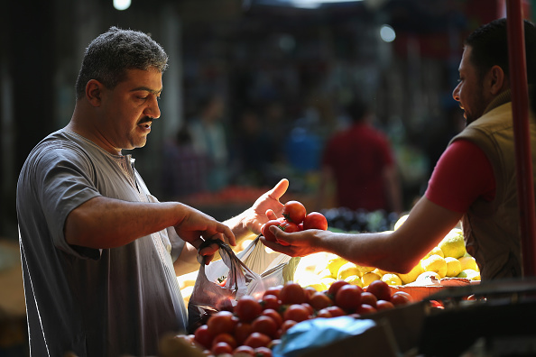 野菜・フルーツ「Gaza Economy Teeters On Brink Of Collapse」:写真・画像(18)[壁紙.com]
