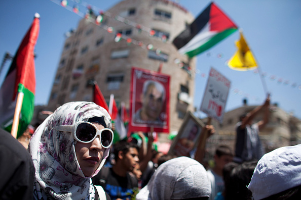 West Bank「Palestinians Mark Naqba Day On Anniversary Of Israeli Independence」:写真・画像(0)[壁紙.com]