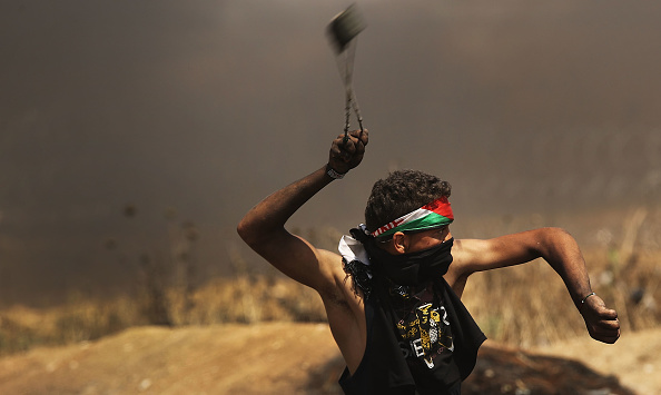 Gaza Strip「Tensions In Gaza Remain High After Continuous Border Clashes With Israel」:写真・画像(13)[壁紙.com]