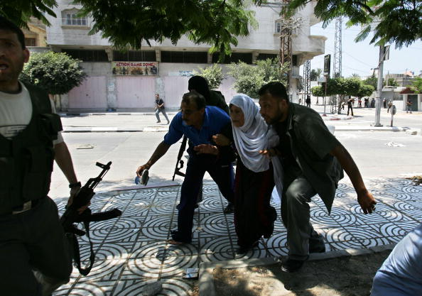Hamas「Clashes Between Hamas And Fatah Continue」:写真・画像(17)[壁紙.com]