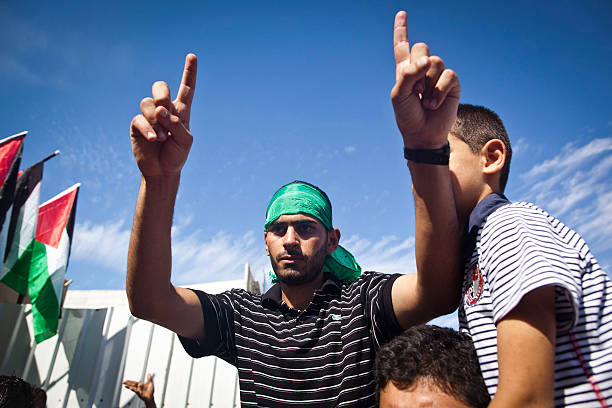 Palestinian Prisoners Released Into West Bank:ニュース(壁紙.com)