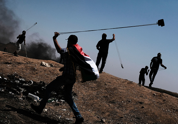 Middle East「Tensions In Gaza Remain High After Continuous Border Clashes With Israel」:写真・画像(9)[壁紙.com]