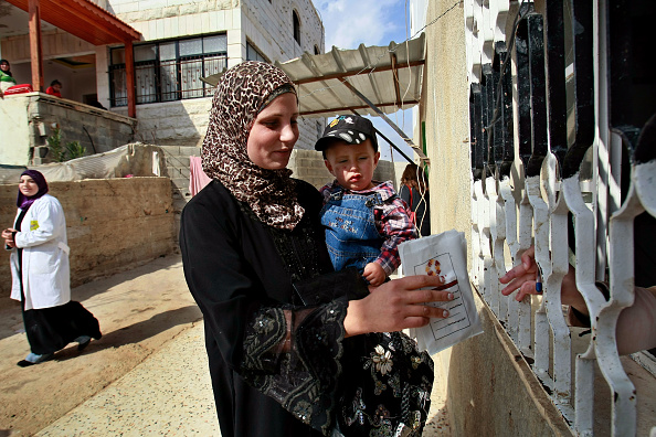 West Bank「Mobile Clinics Bring Health Care To Isolated Palestinians」:写真・画像(9)[壁紙.com]