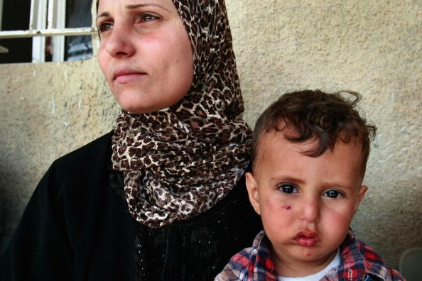 West Bank「Mobile Clinics Bring Health Care To Isolated Palestinians」:写真・画像(2)[壁紙.com]